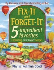 Fix-it and Forget-it 5-Ingredient Favorites: Comforting Slow Cooker Recipes by P