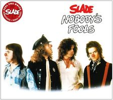"SLADE ""NOBODY´S FOOLS"" CD REMASTERED NEUWARE"