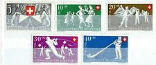 """SWITZERLAND - SVIZZERA - 1951 - """"Pro Patria"""". 600° entrata di Zurigo nella conf."""