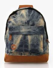 Mi Pac Denim Dye Indigo Premium Backpack Retro Rucksack Designer Unisex Bag