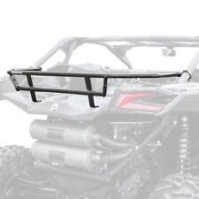 HMF Black Aluminum Rear Cargo Rack Can-Am Maverick X3 Turbo, MAX, XDS, XRS