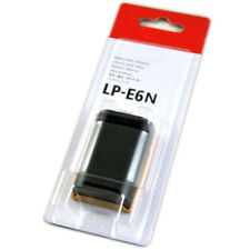 LP-E6N LPE6N Battery for Canon EOS 5D2 5D3 6D 60D 70D 7D Mark II LC-E6C