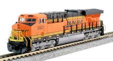 Kato N Scale ES44AC Locomotive BNSF #5931 DC DCC Ready 1768931
