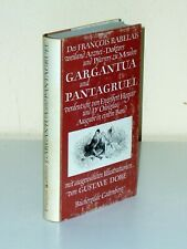 Francois Rabelais: Gargantua und Pantagruel. Illustr. Gustave Doré. Dünndruck