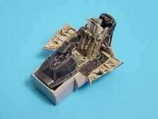 Aires 1:48 F-16C Falcon Cockpit Set for Hasegawa Kit - Resin Update #4191