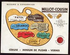 BUVARD milliot -cousin  LILLE