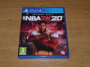 NBA 2K20 Basketball Game for Sony PS4 Playstation 4