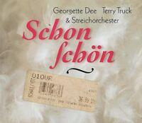 Georgette Dee & Terry Truck & Streichorchester - Schon Schön CD ( 16 Track )