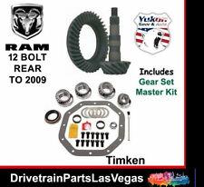 """Dodge 9.25"""" 4.10 Ring Pinion Gear Set Yukon Gear Fits to 2009 Timken Master Kit"""