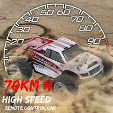 WLtoys A979-b 2.4g 1/18 RC Car 4wd 70km/h High Speed Electric RTR Truck UK Y7h9