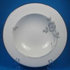 Royal Doulton ALLURE PLATINUM Rimmed Soup Bowl (s) New