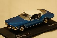 Buick Riviera Coupe blau metallic-weiß 1:43 Whitebox neu & OVP WB199