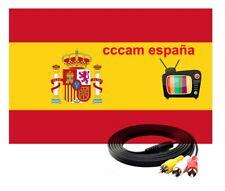 España Cccam ccam cccamd solo España 12 meses