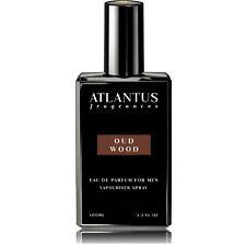 Atlantus Oud Wood - Eau De Parfum, Unisex Fragrance for Men & Women