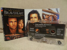 HORNER Braveheart (Original Motion Picture Soundtrack) / 1995 / MC CASSETTE