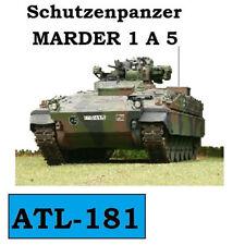 Friulmodel Metal Tracks for 1/35 Schutzenpanzer Marder 1A5