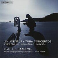 Baadsvik - 21st Century Tuba Concertos [CD]