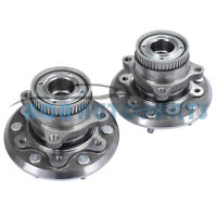 Pair Front Wheel Bearing Hub Hubs Assembly for Toyota Hiace KDH TRH 2004-On