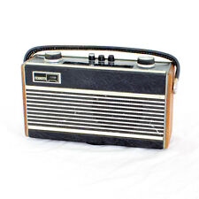 Roberts Rambler Transistor Radio - Vintage - Retro - Wooden Finish