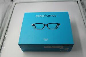 Brand New & Sealed Amazon Echo Frames 2nd Gen Smart Glasses - Classic Black