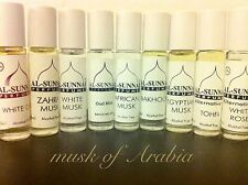 Al sunnah Designer Perfumes any  4 10ml bottles for £9.99 Limited Time Offer