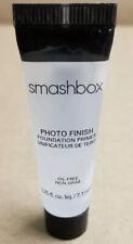 Smashbox Photo Finish Foundation Primer .25fl.oz/7.1ml Travel Size New