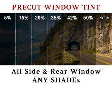 PreCut All Sides & Rear Window Film Any Tint Shade % for Infiniti Q30 Glass
