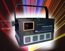 NEW 1000mW RGB Full Color ILDA DMX DJ Party Amimation stage Laser