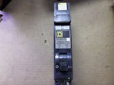 Square D Fy Fy14015B 1 pole15 amp Circuit Breaker grey facer chipped