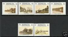 Bermuda 1989 150 yrs of Photography SG 578/83 MNH