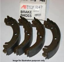 FORD FOCUS MK 1   98-04 ONE SET OF REAR BRAKE SHOES  BOTH SIDES REAR