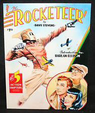 The Rocketeer by Dave Stevens - Eclipse Books  - Harlan Ellison Intro (NM) 1985
