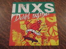 45 tours inxs devil inside