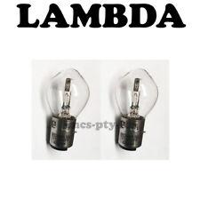 Head Light Headlight Bulbs Globes x2 (12V 35/35W) for Honda CT110 Postie Bikes