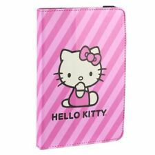 """Hello Kitty Universal Portfolio Case for Kindle Fire Samsung Galaxy  7"""" Tablets"""