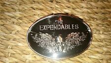 The expendables Gürtelschnalle Metall limited edition Schnalle / Original