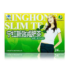 Ning Hong Ninghong Herbal Slimming Diet Tea 72g with 24 bags