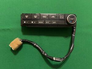 NISSAN INFINITI G35 SKYLINE STAGEA M35 AC Switch Climate Control 27500-AC500