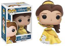 Funko POP Vinilo Disney belleza y la! Bestia-estatuilla estatua no 221 Modelo Belle
