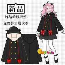 Seraph of the End/Owari no Serafu Krul Tepes Coat Jacket hoodie casual