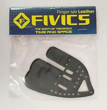 Fivics Saker 1 Saker I Finger Tab Leather Cordovan RH Small