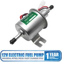 HEP-02A 12V Eléctrica Bomba de Combustible Diesel Gasolina  Fuel Pump