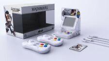 Console NeoGeo mini Samurai Shodown Limited Edition - Haohmaru (blanc)