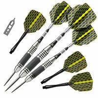 Viper The Freak Steel Tip Darts Knurled and Grooved Barrel 22 Grams