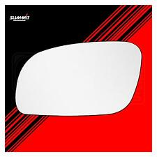 Back Plate Replacement Mirror Glass - Summit SRG-891B - Fits VW Touran 03 on LHS