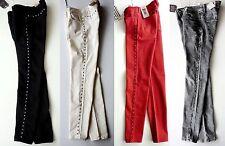 Zara Cotton Coloured Slim, Skinny Jeans for Women