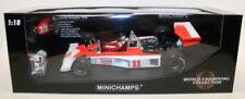 Artículos de automodelismo y aeromodelismo McLaren de escala 1:18 sin anuncio de conjunto