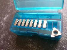 9 Vardex carbide threading tips 2EL32UN VM7 ( 2EL 32UN 11EL32UN 11EL 32 UN )