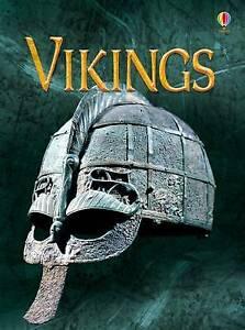 Brand New Usborne Beginners: Vikings by Stephanie Turnbull
