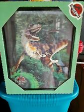"JURASSIC PARK ""LOST WORLD"" 3D LENTICULAR 1997 PACKAGE OF 2"